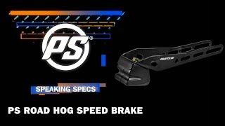 Powerslide road hog speed brakes - Powerslide Speaking Specs