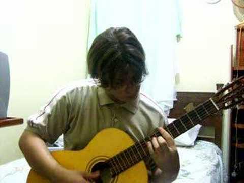 Classic Guitar (Violão) - Francisco Tarrega - Lagrima