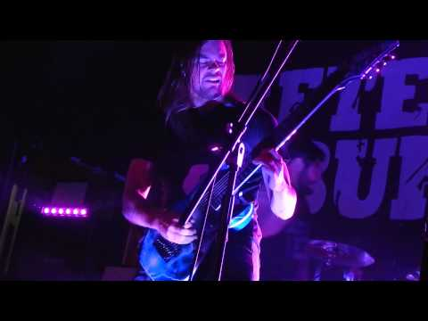 After The Burial - Wolf Amongst Ravens live 2014 HD Front Row Chicago