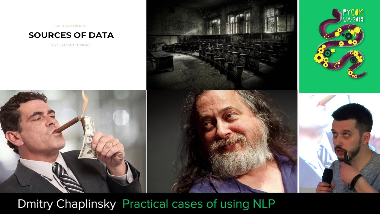 Image from Practical cases of using NLP.