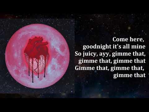 Juicy Booty LYRICS - Chris Brown (feat. Jhené Aiko, R. Kelly)