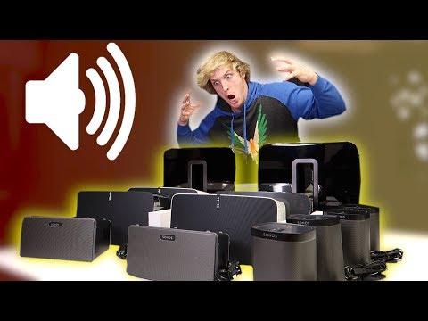 ACTIVATING MY $10,000 SPEAKER SYSTEM! **I'm Deaf**