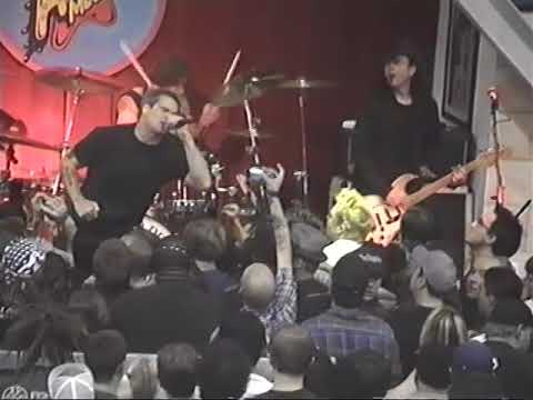 Rollins Band w/ Keith Morris - WM3 Benefit Show, Amoeba Records, Hollywood, CA, 12/3/02 mp3