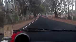 Satyamangalam Tiger Reserve - Road view video - Hasanur to Chamarajanagar Route