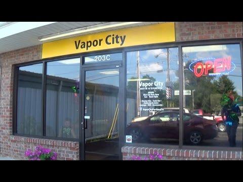 Vapor City Portland TN