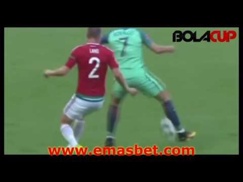 Hungary Vs Portugal (3-3) 22-06-2016 Euro 2016 All Goals & Highlights