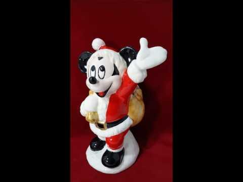 Schmid VTG Mickey Mouse Music Box