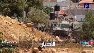 قوات الاحتلال تحاصر بلدة كوبر في رام الله - (27-7-2018)