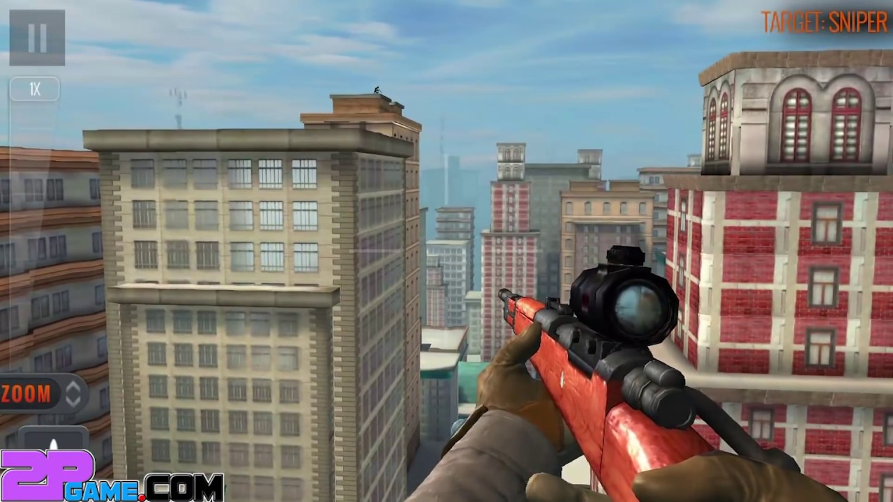 Sniper 3d Assassin Gun Shooting Game For Free Fun Games