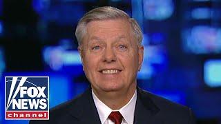 Graham: This is why Democrats won't condemn anti-Semitism