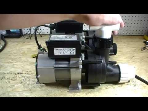 Puwwscas798r Wow Whirlpool Pump Youtube