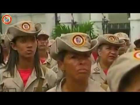 Discurso del MPPD con Motivo del 7° Aniversario de la Milicia Bolivariana