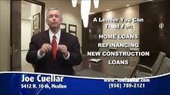 Home Loans McAllen | Joe Cuellar