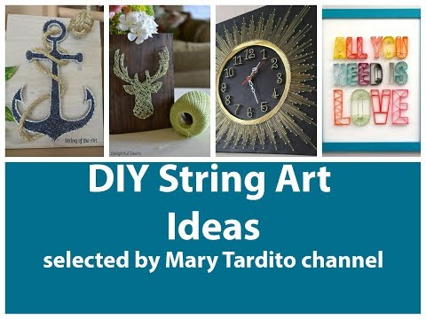 DIY String Art Ideas