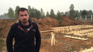 видео Строительство дома - выполнение работ
