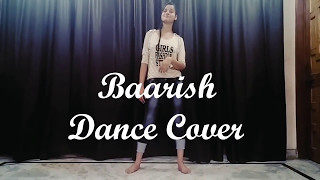 Baarish Dance Choreography Video (Half Girlfriend)