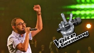 Standing Outside The Fire – Shady Sheha    The Voice 2014   Knockouts