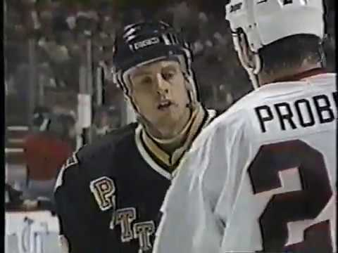 Chris Tamer TKO's Bob Probert