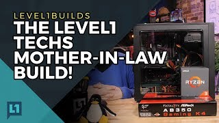 connectYoutube - Ryzen 3 1300x Build: The Mother-In-Law, ft Fractal Focus G
