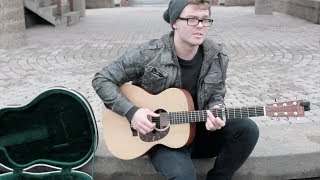 Human - Christina Perri (Acoustic Cover by John J. Fox)
