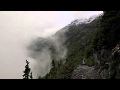 Glacier and Yellowstone - Hiking with the bears and bison