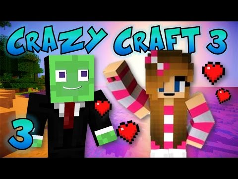 Minecraft | Crazy Craft 3 Ep. 3 – MY NEW GIRLFRIEND!