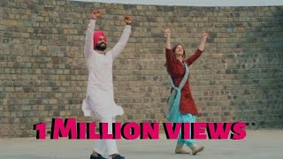 Double Cross | Ammy Virk | Bhangra By Christine & Aman Preet Singh