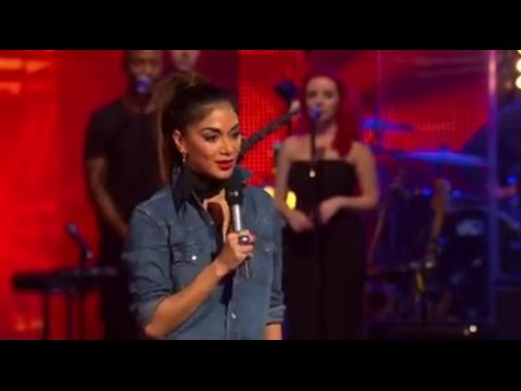 Nicole Scherzinger's diva mash-up! | Live Shows Week 3 | The X Factor UK 2016 clip