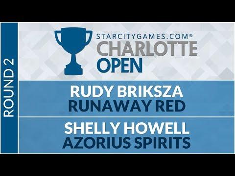 SCGCHAR: Round 2 - Rudy Briksza VS Shelly Howell [Modern]