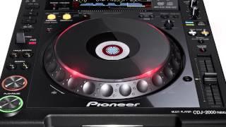 Tutorial completo de la cabina Nexus de Pioneer DJ: CDJ-2000 nexus