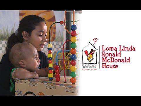 loma linda ronald mcdonald house 2015 capital campaign youtube. Black Bedroom Furniture Sets. Home Design Ideas
