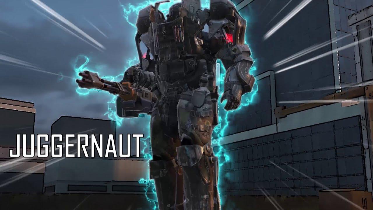 Call Of Duty Mobile Juggernaut Mania Youtube