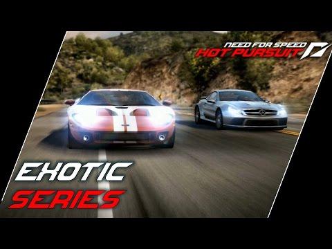 Жогово на дорогах - Need For Speed: Hot Pursuit на руле Fanatec CSL Elite