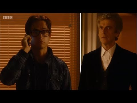 Doctor Who - The Return Of Doctor Mysterio - The Phonecall