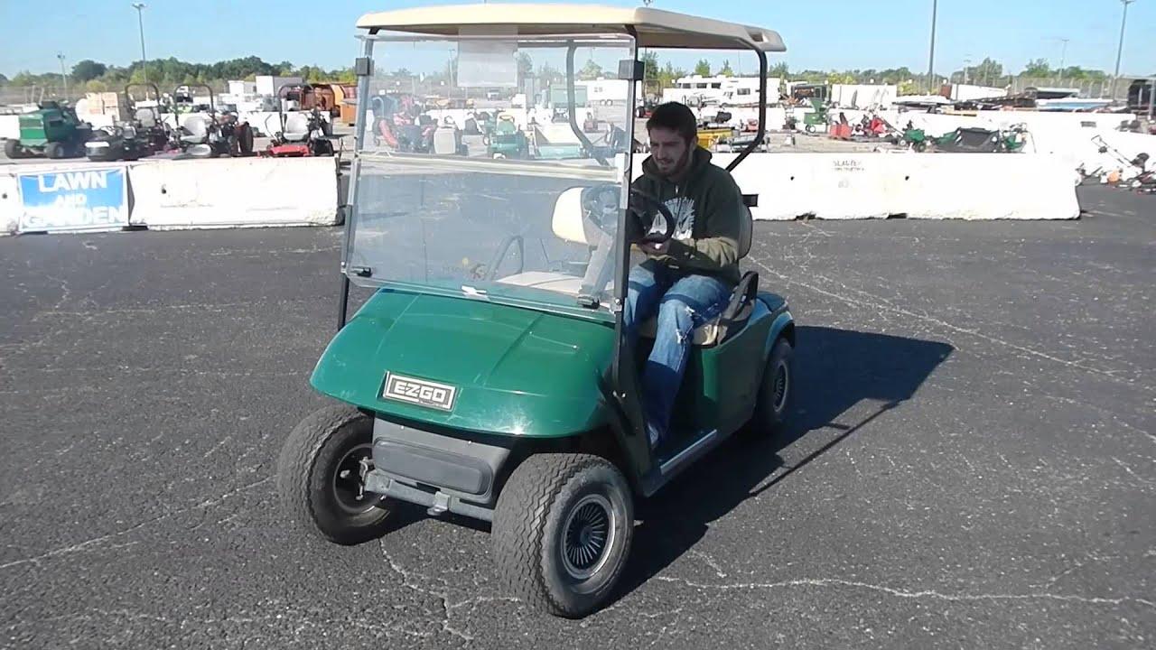 Txt E Z -go Golf Cart Serial Number-1526111