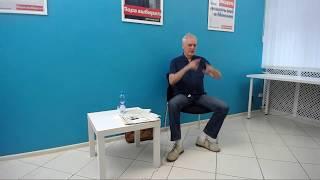 «Август 1991-го: уроки сопротивления». Аркадий Янковский.