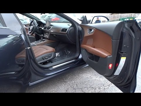 2012 Audi A7 Westmont Barrington Chicago Orland Park Lake Forrest Il P3189a Youtube
