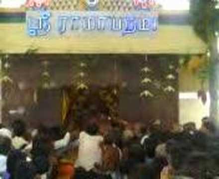Alwarpet Anjaneyar Temple Kumbabishegam (20/03/08)