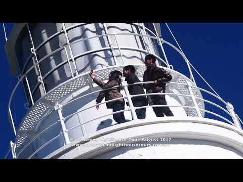 Cape Bruny Lighthouse With Bruny Island Safaris And Lighthouse Tours