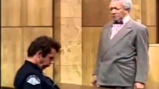 Sanford & Son Hilarious Clips —Fred goes to court!