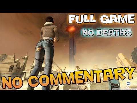 Half-Life 2: Episode 1 - Full Walkthrough. 【NO Commentary】