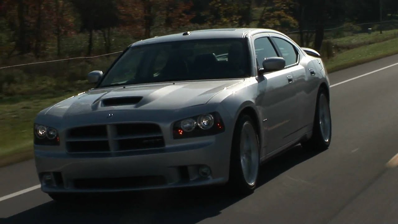 Dodge Charger Srt >> 2009 Dodge Charger SRT-8 - Drive Time review - YouTube