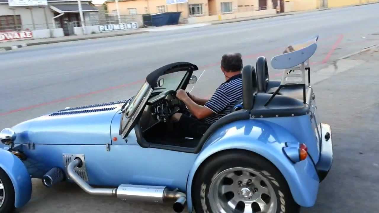 Superformance S1 Twin Turbo V8 Youtube