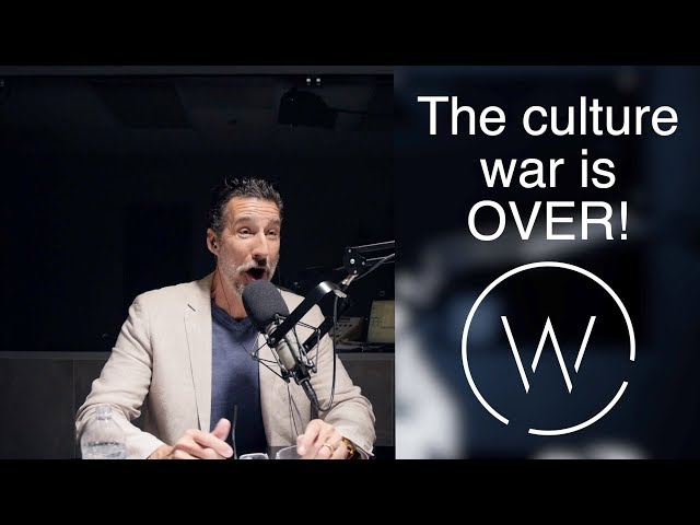 The culture war is OVER!
