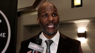 """BERNARD HOPKINS RESPONDS TO SPENCE WANTING CANELO FIGHT """"YOU CRAZY…MADNESS...HE HAS TO EARN IT!"""""""