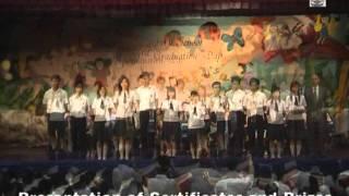 順利天主教中學 2005-06 畢業典禮