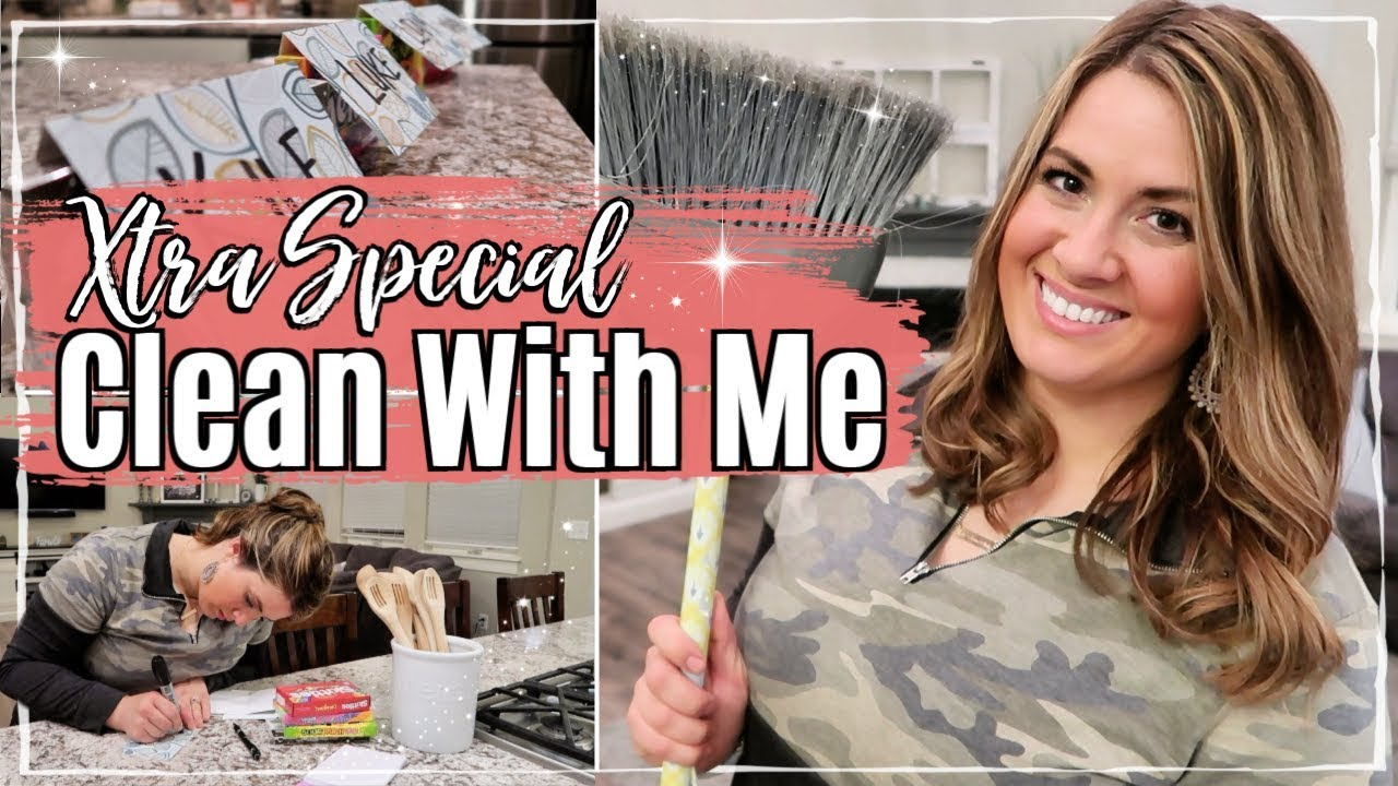 Xtra Special Clean With Me 2019 After Dark Sahm Cleaning Routine Relaxing Cleaning Motivation