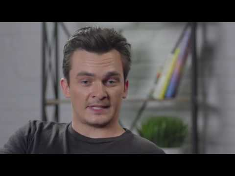 Rupert Friend  The Hollywood Reporter Facebook Live Chat