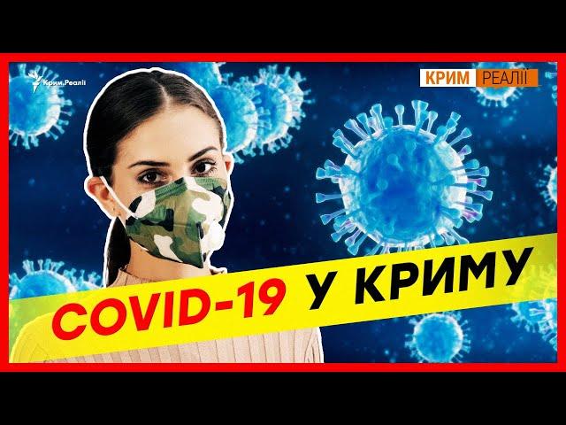 Росіяни везуть коронавірус у Крим?   Крим.Реалії
