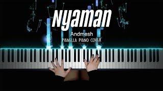 Nyaman - Andmesh | Piano Cover by Pianella Piano